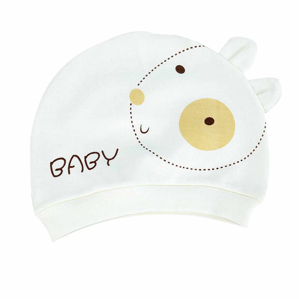 2019 nuevo caliente de la historieta del conejo informal del bebé de la muchacha del bebé del otoño del bebé sombrero de algodón caliente del bebé del niño sombreros