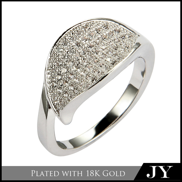 Hot Selling New Style Copper 2014 Sterns Wedding Rings