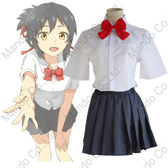 Cute Anime Cosplay Costumes For Girls