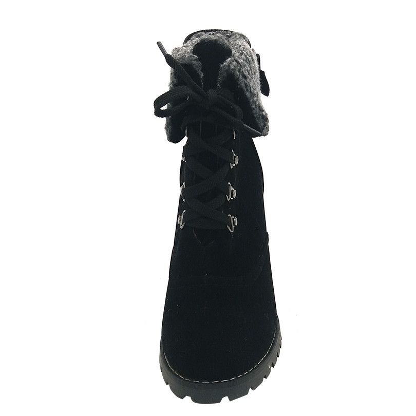 Talon Talons Cheville Haute D'hiver Plus De Mode Demi Lin Bottes Botas Photo Femmes Boot Roi Chaussures Neige Taille Martin Color Chaud Courte as Color As 8wYExxtaq