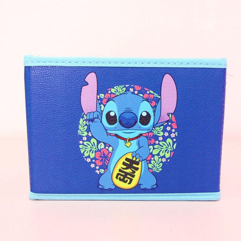 1 Pc Cartoon Lilo Stich Desktop Erhalt Box Organizer Faltbare Kleinigkeiten Box Nette Lagerung Box Decor Abbildung Spielzeug Geschenk