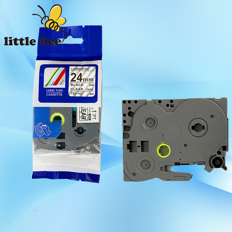 6mm Color Kompatibel für Brother P-Touch Tze Tz  Etikettenband 12mm 9mm