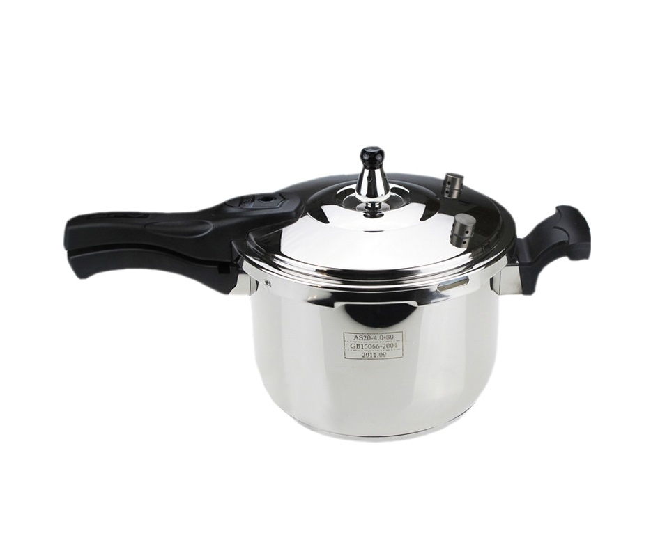 Free Shipping 20cm/22cm/24cm26cm high quality Stainless Steel 304 Pressure Cooker For Induction Cooker And Gas StoveFree Shipping 20cm/22cm/24cm26cm high quality Stainless Steel 304 Pressure Cooker For Induction Cooker And Gas Stove