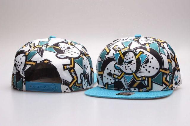 Free Shipping Hockey Snapback Hats Anaheim Ducks bone cap Flat Fashion nhl  Hats hip hop Anaheim Ducks baseball cap Mighty touca ff6bcfe13f2