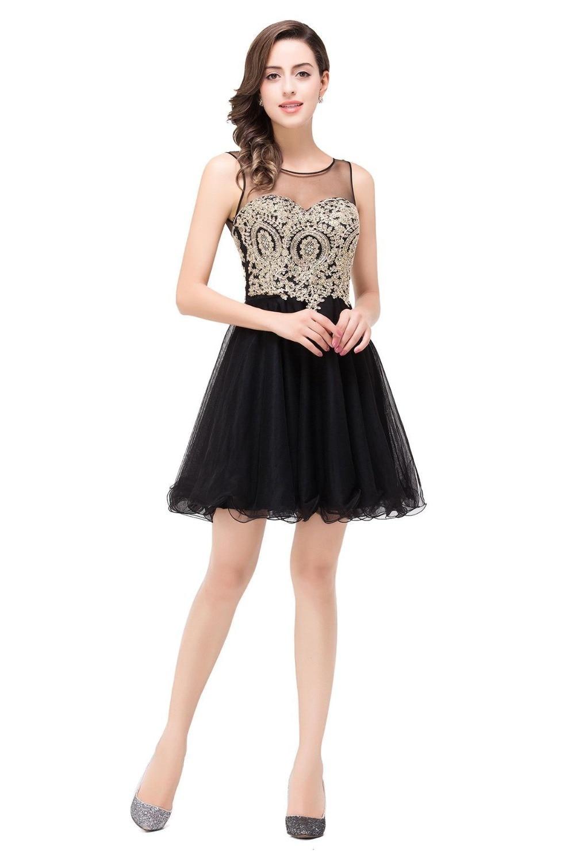 Custom Cocktail Dresses - Purple Graduation Dresses