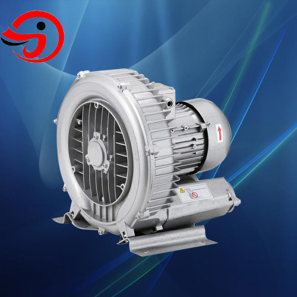 Single Phase  High Pressure Vortex Air Ring Vacuum Pump in 0.55KW