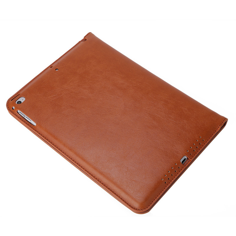 360 Brand New Luxury Leather Stand Smart Cover Case For Apple Ipad 2017 9.7 Inch