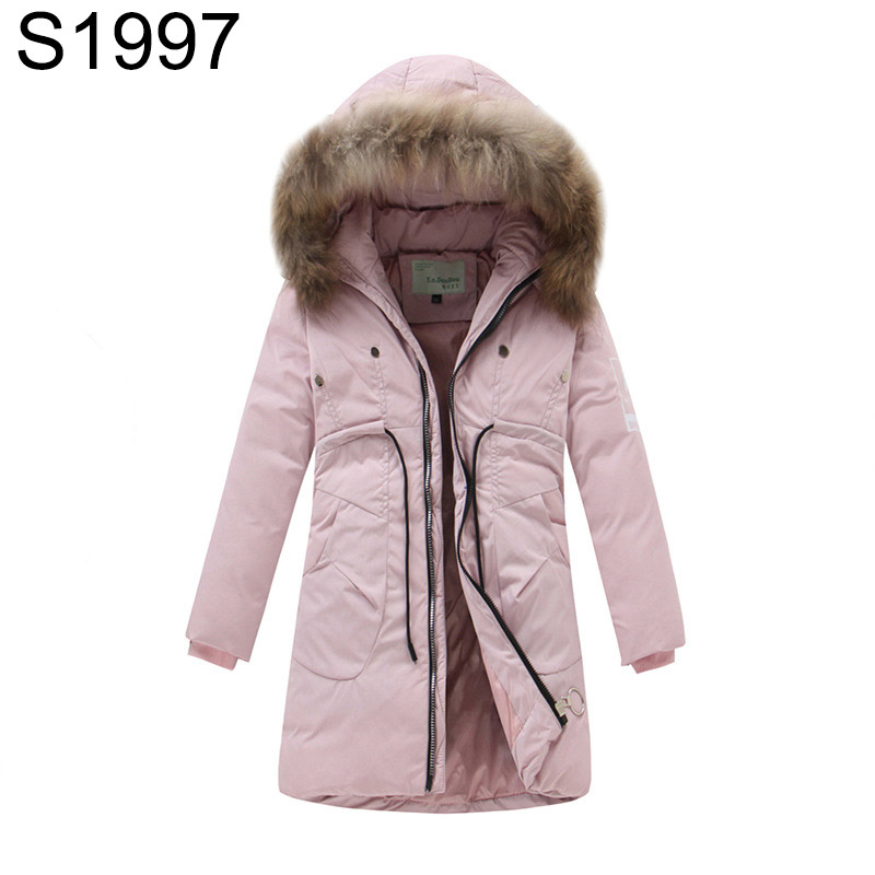 Winter Down Jackets For Boys Fashion Teenager Thicken Long Duck Down Coat Big Children Warm Hooded Coats Outerwear Tops Clothes