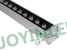 18 W 24 W 30 W 55*60*1000 MM IP65 led Wall washer Lumière lampe extérieure imperméable à l'eau paysage lumière linéaire bar lampe Blanc Chaud/Blanc/RGB