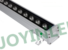 18 W 24 W 30 W 55*60*1000 MM IP65 led arandela de La Pared Luz de la lámpara al aire libre impermeable paisaje de luz de barras lineal lámpara blanco Cálido/Blanco/RGB