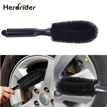 Автомобиль втулки мотоциклетного колеса шины Rim щетка для мытья окон уборки пыли очиститель, инструмент для очистки для Audi для BMW авто грузовик для мытья автомобиля