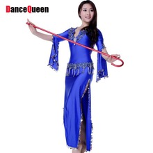 Dance Queen Long Gypsy Skirts Two Piece Dress Waist Roupas  sc 1 st  AliExpress.com & Buy indiana costume and get free shipping on AliExpress.com