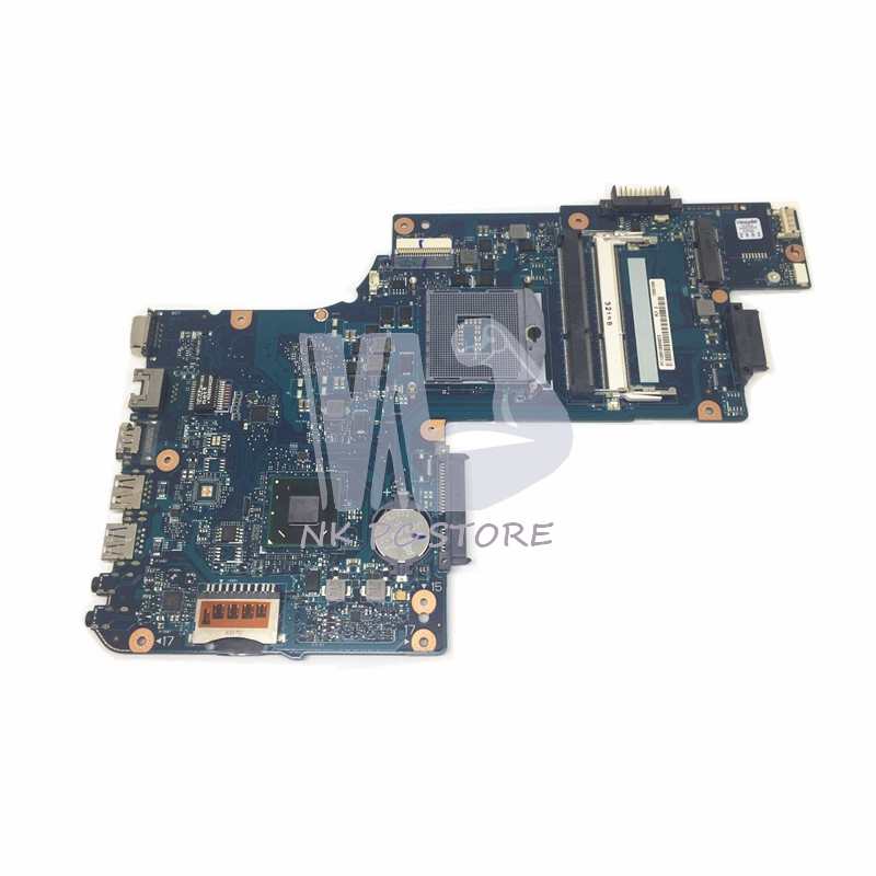 NOKOTION New H000038360 Main Board For Toshiba Satellite C850 L850 Laptop Motherboard HM76 GMA HD4000 DDR3 nokotion h000038230 main board for toshiba satellite c870 c870d laptop motherboard 17 3 inch hm76 gma hd4000 ddr3
