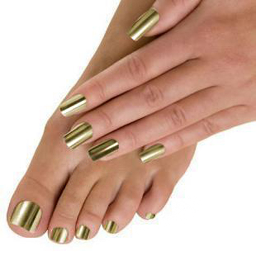 2018 TOP Sheet nail stickers  smooth nail foil sticker fashion nail art polish transfer decals DIY decoration