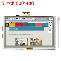 5 inch raspberry pi 3 lcd touch screen hdmi interface display module tft lcd 800 480.jpg 200x200
