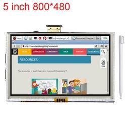5 inch raspberry pi 3 lcd touch screen hdmi interface display module tft lcd 800 480.jpg 250x250