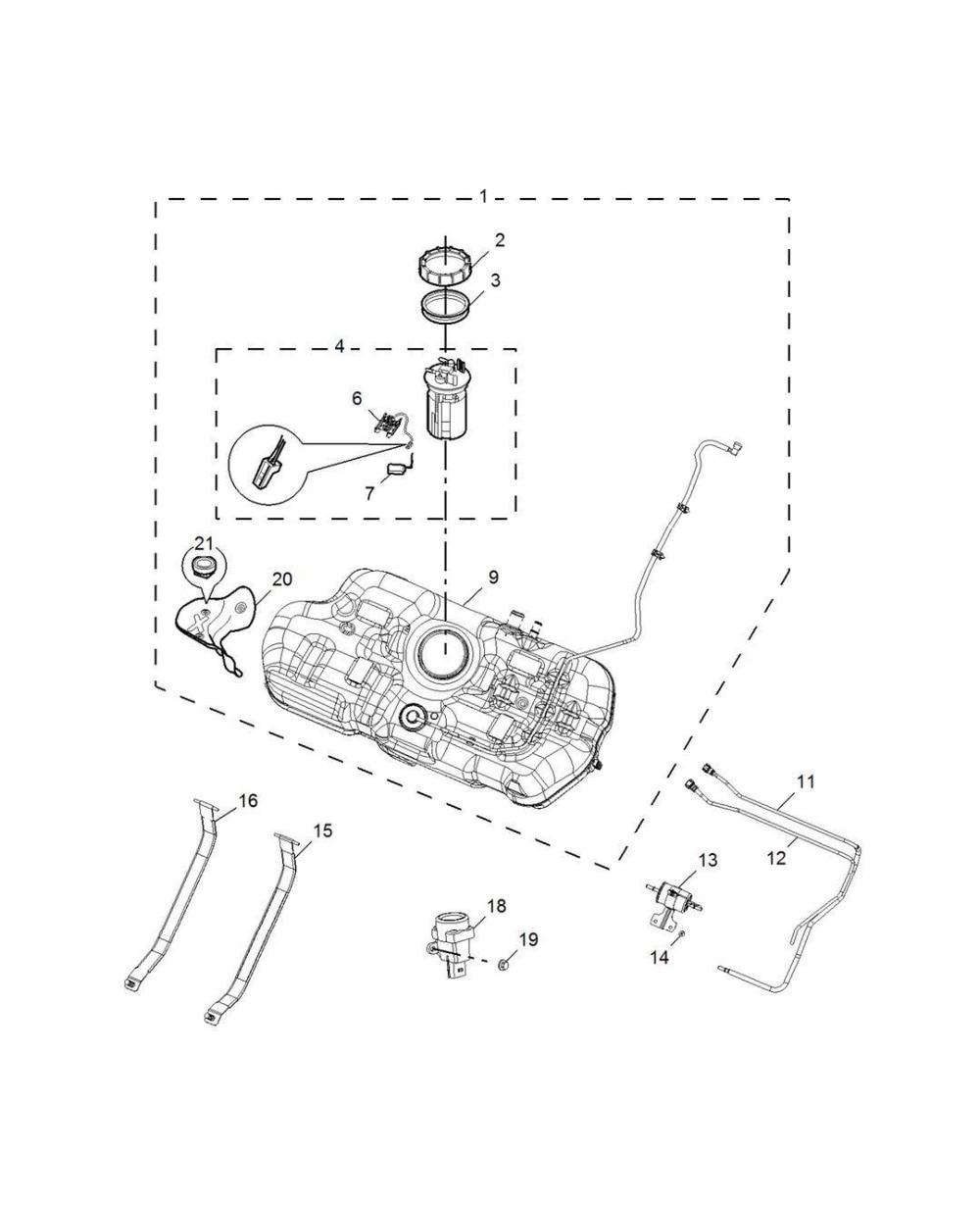New Fuel Pump For 1999 2000 2001 2002 Land Rover Freelander 1.8L 2.5L WFX000130