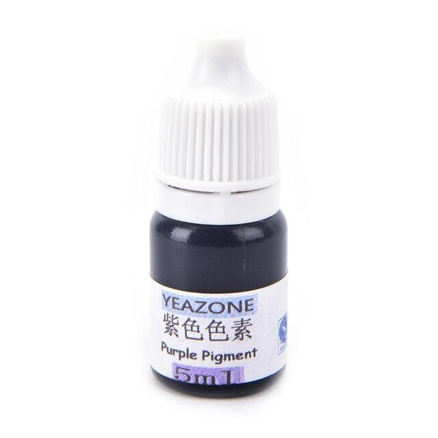 8 Colors 5ml Handmade Soap DYE Pigments Colorant Toolkit Materials Hand Made Soap Base Colour Liquid Pigment 4