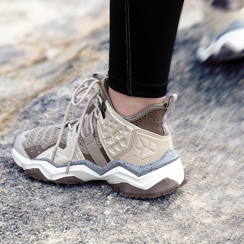 Rax hommes chaussures de randonnée 2019 printemps nouveau respirant Sports de plein air baskets pour hommes chaussures de montagne Trekking chaussures de sport homme