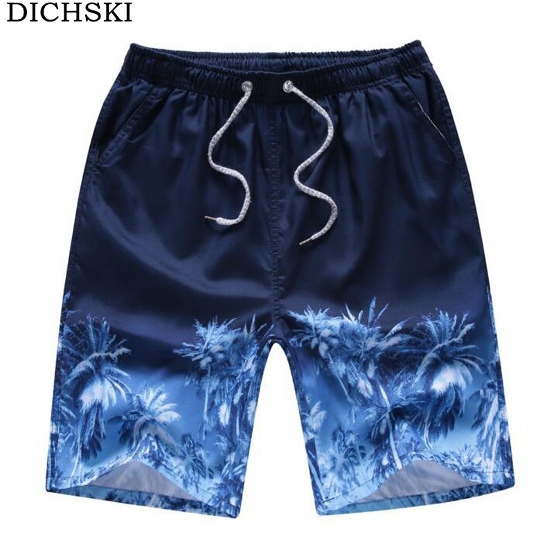 DICHSKI Men Swimming Beach Briefs Board Shorts For Mens Swimwear Boxer Quick Dry Sport Surfing Swimming Sea Holiday Swim Shorts