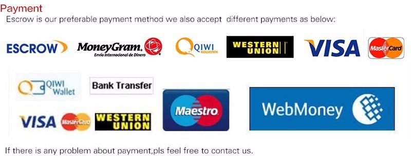 payment ways