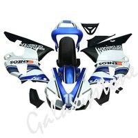 Обтекатель Набор для Yamaha YZF1000 YZF R1 YZF R1 2000 2001 ABS Пластик кузова Комплект