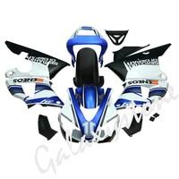 Обтекатель комплект для Yamaha YZF1000 YZF R1 YZF R1 2000 2001 ABS Пластик кузов комплект