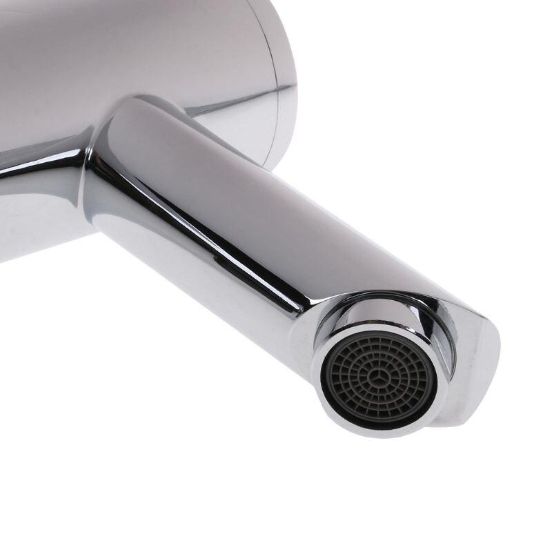 Salle de bain automatique capteur infrarouge évier robinet sans contact bassin robinet d'eau pont monté W329 - 6