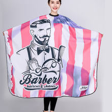 Get more info on the 2019 New Barber Haircut Gown Breathable Hairdressing Cloth Apron Polyester Hair Styling Design Supplies Salon Gowns Cape
