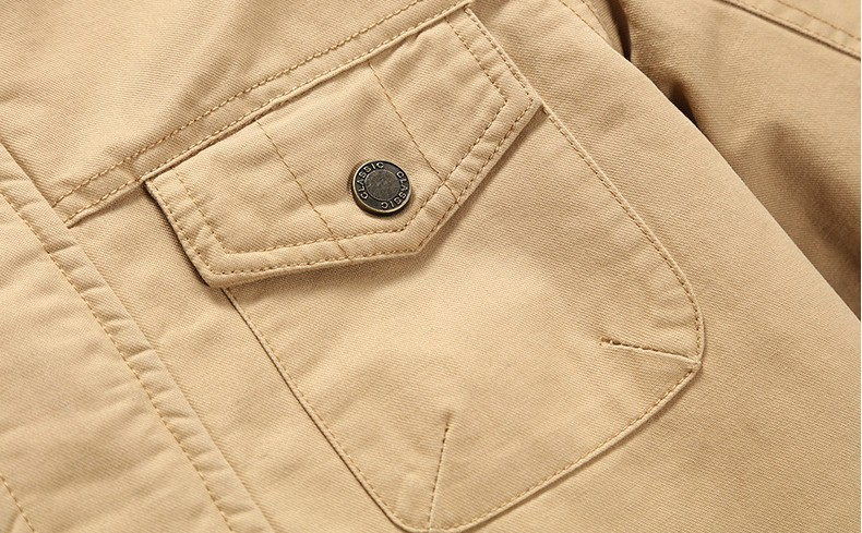 US $40.88 27% OFF|Winter Armee grün jacke Herren Parka hochwertige Warmen Langen Verdickung Cotton padded Mantel Lässig Männer jacke und mäntel in