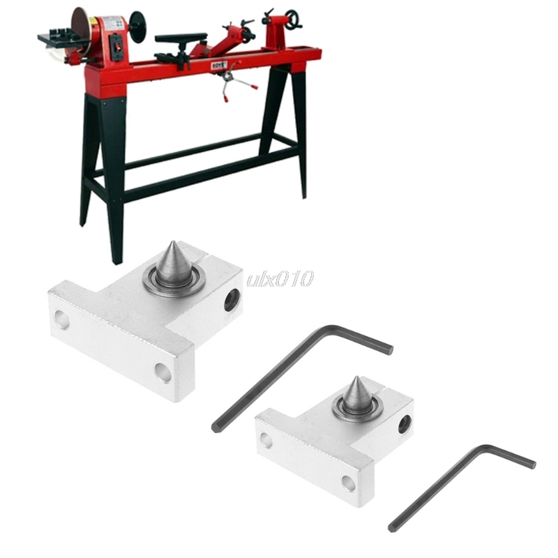 For Mini Lathe Machine DIY Woodworking Accessories Thimble Drill Bit With Seat