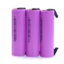 Liitokala 21700 li lon battery 4000mAh 3.7V 15A power discharge speed 10C ternary car Electric lithium battery+DIY Nickel Sheets