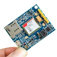 SIM868 development board GSM/GPRS/ Bluetooth /GPS module with STM32  51 program