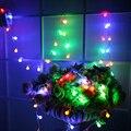 + A la Venta Barato + EU 40/70 LED Luces de Cadena Bola Colgante Partido Galería de Suministros de Navidad Del Árbol de Navidad del Jardín de La Lámpara Decoraciones para el hogar
