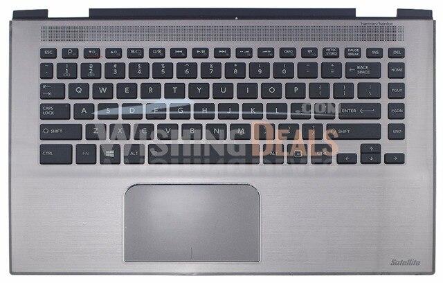 New US Keyboard for Toshiba Satellite Radius L40DW C L40W C C cover