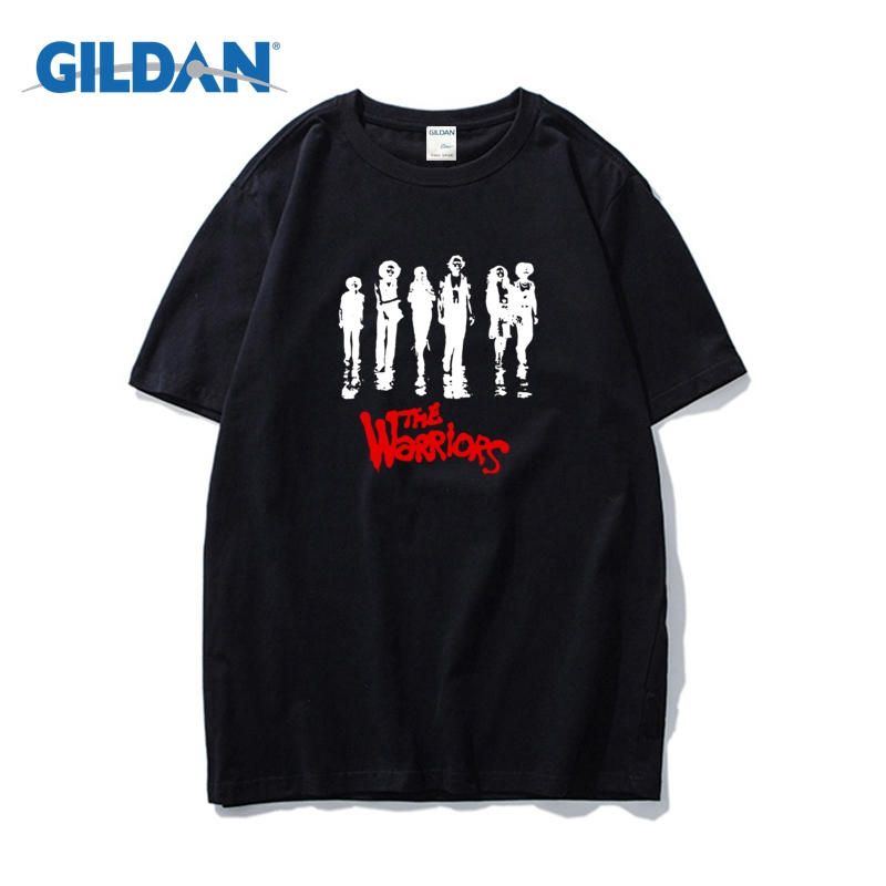 136f9b122 The Warriors Tv Movie Retro T Shirts 2018 Gildan Graphic T Shirt Jersey Top Tee  Shirt-in T-Shirts from Men's Clothing on Aliexpress.com | Alibaba Group