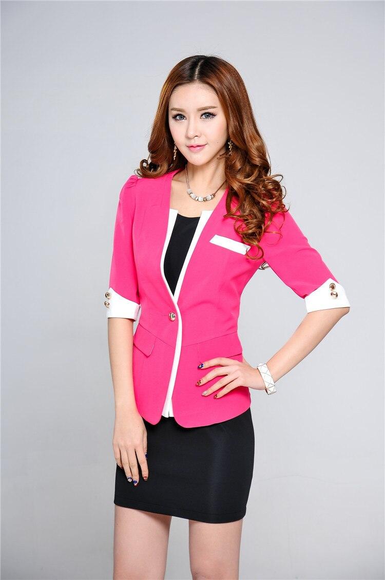 Aliexpress.com : Buy New 2015 Spring Formal Women Dress Suits ...