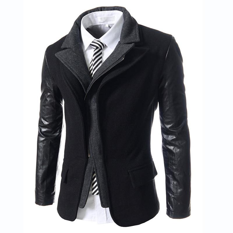 black wool coat men page 16 - cardigan