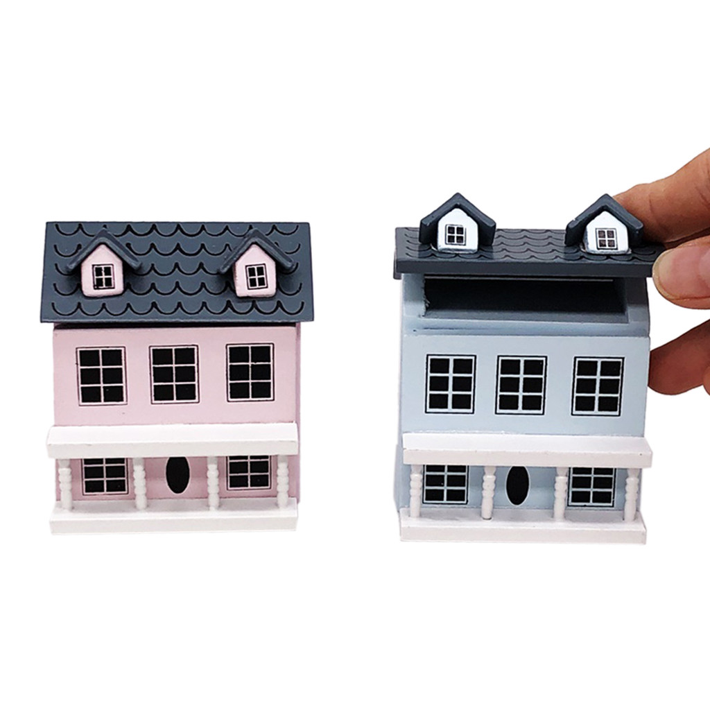Dollhouse Miniature Packaged 1:12 Scale Bundled Extension Cord