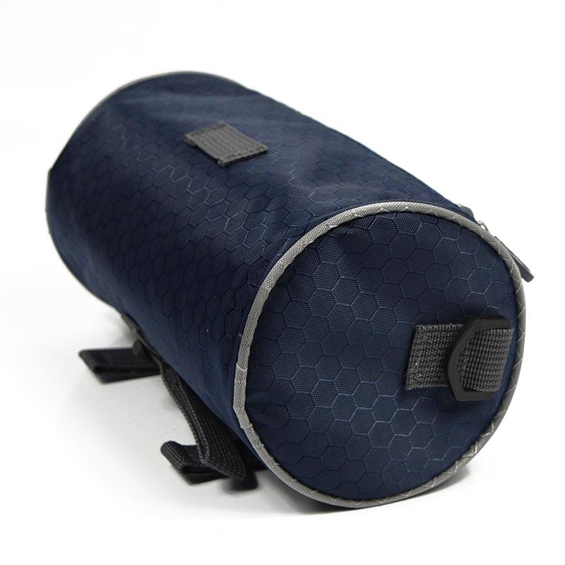 Wodoodporny Ekran Dotykowy Sakwy Rowerowe Rower Górski Rower Torby Phone Bag Case Rower Szosowy Rura Przednia Kierownica Torba Cylindra 18