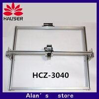 3040 CNC laser engraving machine, DIY laser cutting machine, engraving machine DIY, laser module small laser, benbox software