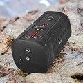 À prova d' água IPx5 Falante Ao Ar Livre Portátil Sem Fio Bluetooth Stereo Música Alto-falantes Subwoofer Boombox Caixa De Som Com Microfone