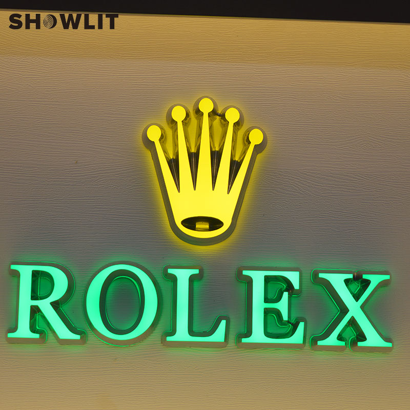 Exterior Navy Standard Acrylic Double Lighting LED Mini Letter Signs Custom Made Acrylic Sign LettersExterior Navy Standard Acrylic Double Lighting LED Mini Letter Signs Custom Made Acrylic Sign Letters