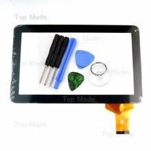 10.1 pouce Écran Tactile pour Tablet PC MF-595-101F fpc XC-PG1010-005FPC DH-1007A1-FPC033-V3.0 FM101301KA Capacité Panneau de Verre