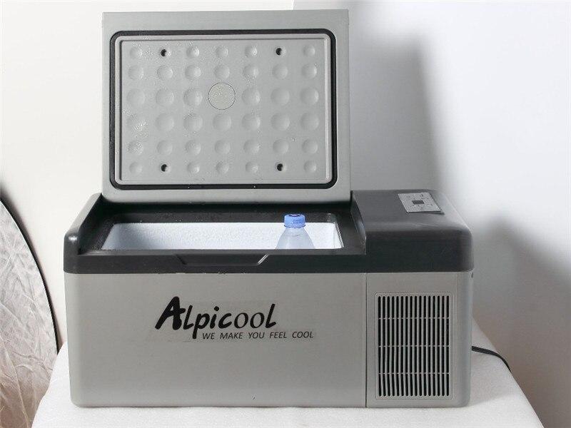 Mini Kühlschrank Zum Mitnehmen : L frige grad v tragbaren kompressor auto kühlschrank h