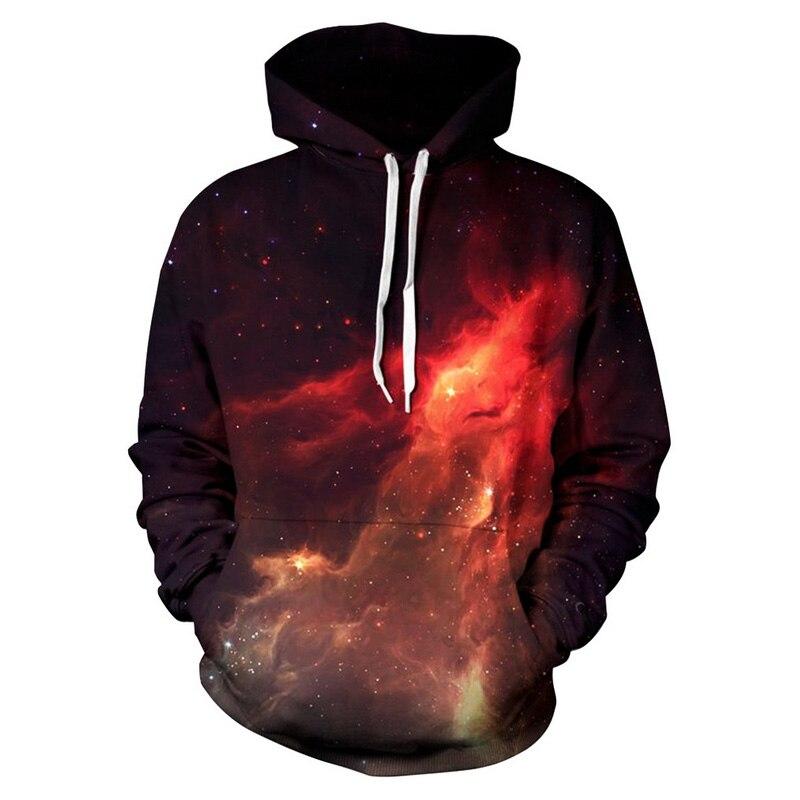 Men s hoodies sweatshirt men 3D harajuku star hoodie brand clothing casual streetwear couple pullovers hoodies