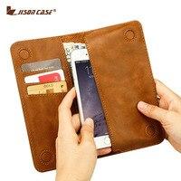 Jisoncase Case For IPhone 6 6s 4 7 Wallet Pouch For IPhone 6 Plus 6s Plus