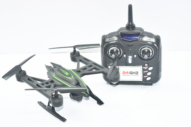 F18539 Original JXD 510W RC Quadcopter Drone 2.4G 4CH Wifi FPV Helicopter with 0.3MP Camera Model Toy Boy Gift RTF