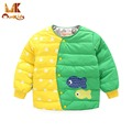 Monkids Boys Jackets Outerwear Coats Down Parkas 2017 New Children's Clothing Boys Clothes Jacket Winter Outerwear