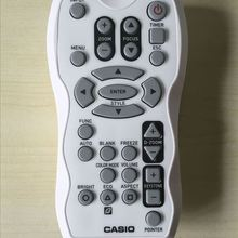 Original projector remote control YT-110 for CASIO projector
